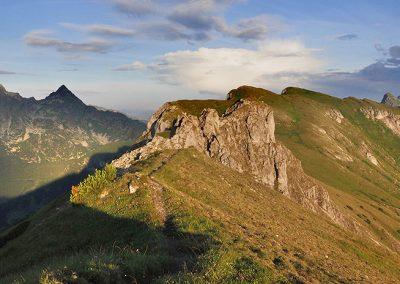 Hrebeň Belianskych Tatier